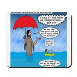 When it Rains it Pours Mousepad