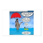 When it Rains it Pours Postcards (Package of 8)