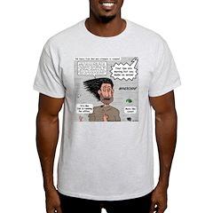 Job 0, God 1 T-Shirt