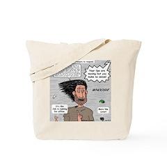 Job 0, God 1 Tote Bag