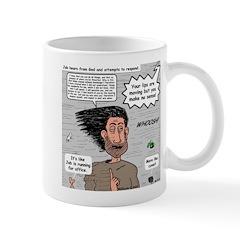 Job 0, God 1 Mug