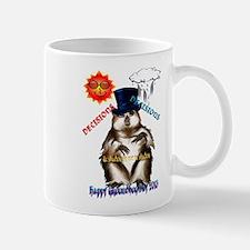 Decisions-Decisions-Groundhog Day Mug