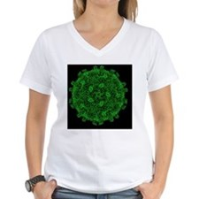 Coxsackie B3 virus particle - Shirt