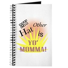 My Other Hat Is Yo'Mamma! Journal