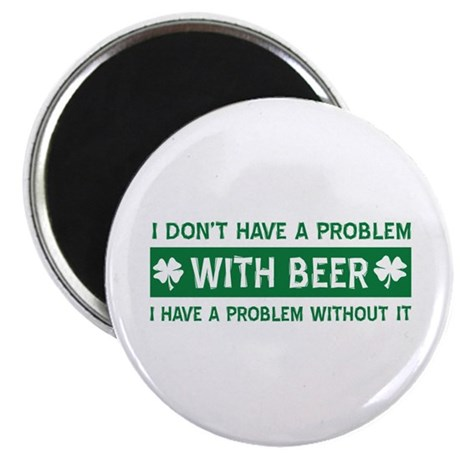 I dont have a problem with beer Magnet by gotteez