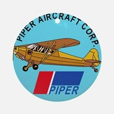 Piper Aircraft Corporation Abzeichen Ornament (Rou