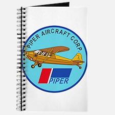 Piper Aircraft Corporation Abzeichen Journal