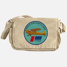 Piper Aircraft Corporation Abzeichen Messenger Bag