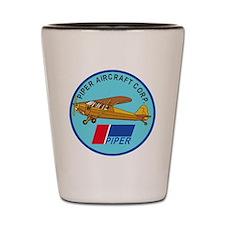 Piper Aircraft Corporation Abzeichen Shot Glass