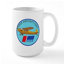 Piper Aircraft Corporation Abzeichen Mug