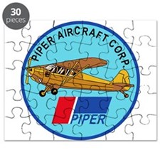 Piper Aircraft Corporation Abzeichen Puzzle