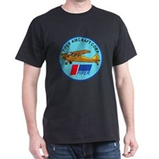 Piper Aircraft Corporation Abzeichen T-Shirt