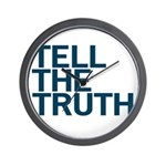 TELL THE TRUTH Wall Clock