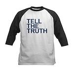 TELL THE TRUTH Kids Baseball Jersey