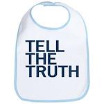 TELL THE TRUTH Bib