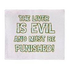 The liver is evil and must be punished Stadium Bl