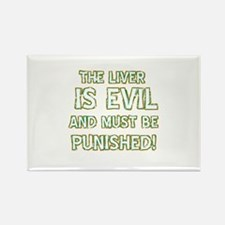 The liver is evil and must be punished Rectangle M