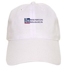 fox news channel propaganda Baseball Cap