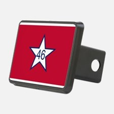 Flag of Oklahoma 1911–1925 Hitch Cover