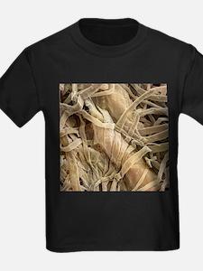 Paper handkerchief, SEM - Kid's Dark T-Shirt
