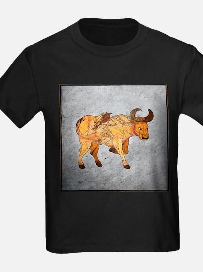 Taurus - Kid's Dark T-Shirt
