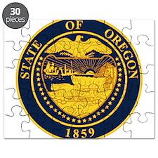 Seal of Oregon Puzzle