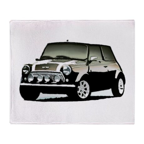 10x10 mini2.png Throw Blanket