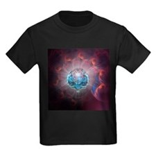 Creation, conceptual artwork - Kid's Dark T-Shirt