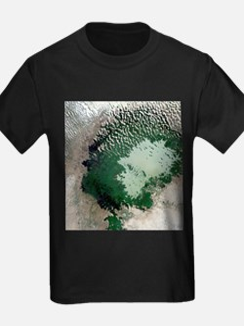 Lake Chad - Kid's Dark T-Shirt