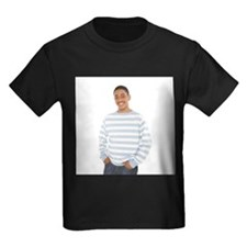 Teenage boy - Kid's Dark T-Shirt