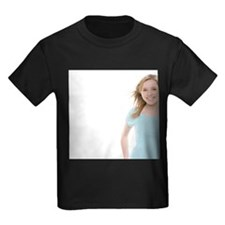 Teenage girl - Kid's Dark T-Shirt
