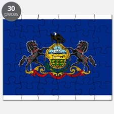 Flag of Pennsylvania Puzzle