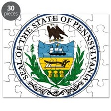 Seal of Pennsylvania Puzzle