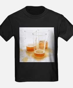 Lager - Kid's Dark T-Shirt