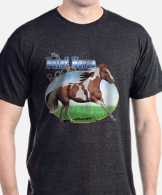 Paint Horse Rocks T-Shirt