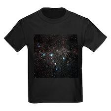 Cassiopeia constellation - Kid's Dark T-Shirt