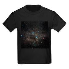 Crux constellation - Kid's Dark T-Shirt