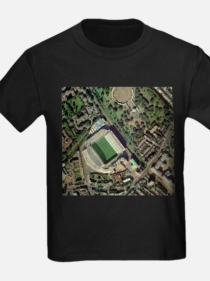 Chelsea's Stamford Bridge stadium, aerial - Kid's