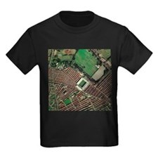 Liverpool's Anfield Stadium, aerial view - Kid's D