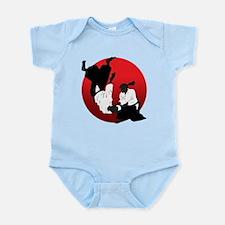Aikido Infant Bodysuit