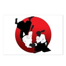 Aikido Postcards (Package of 8)