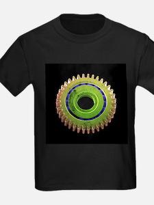 Watch cog, SEM - Kid's Dark T-Shirt