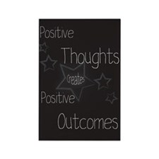 Positive thoughts Magnets