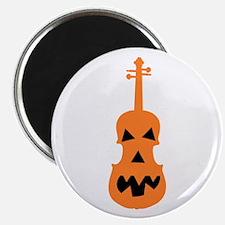 Violin Jack o'Lantern Treats - 10 magnet