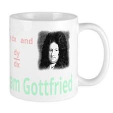 Team Gottfried (for dark background) Mug