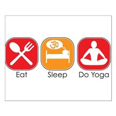 Eat Sleep Do Yoga Posters