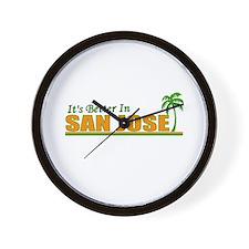 Unique Silicon valley Wall Clock