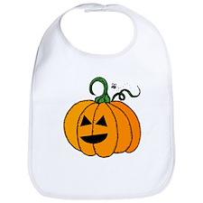 Jack o'Lantern Cutie Bib for Halloween