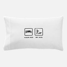K9 Police Officer Pillow Case