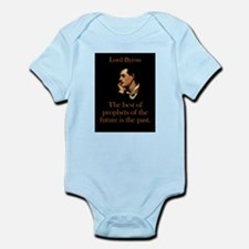 The Best Of The Prophets - Lord Byron Infant Bodys
